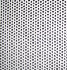 perforated steel manufacturer